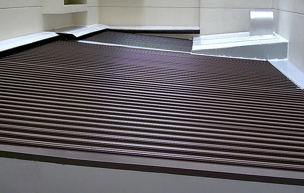 motorised roofing system